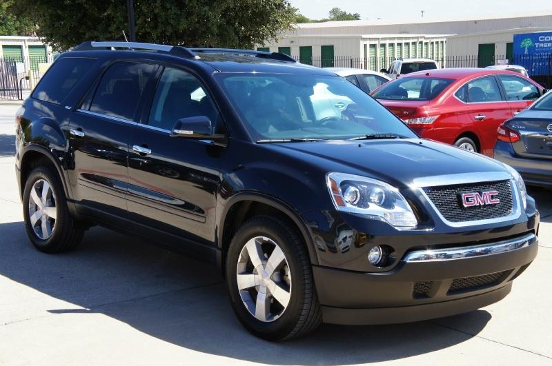 GMC Acadia 2012 price $13,900