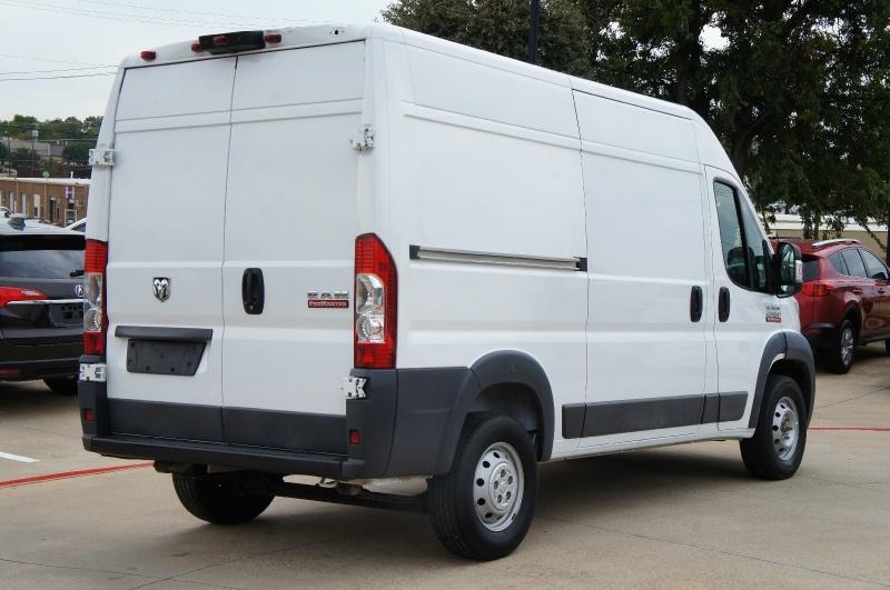 RAM ProMaster Cargo Van 2016 price $19,900