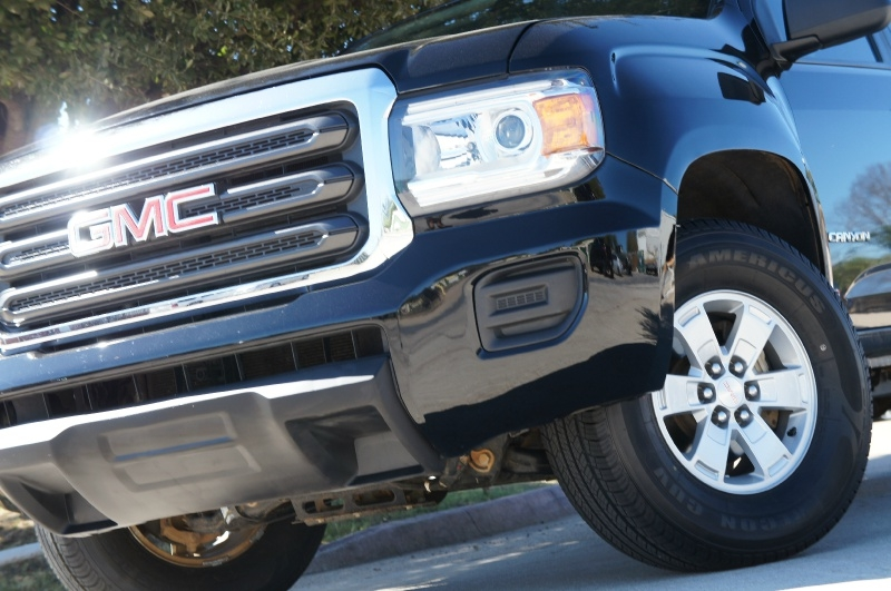 GMC Canyon 2016 price $16,900