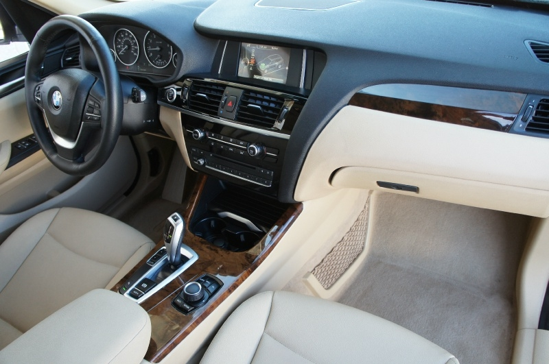 BMW X3 2015 price $14,750