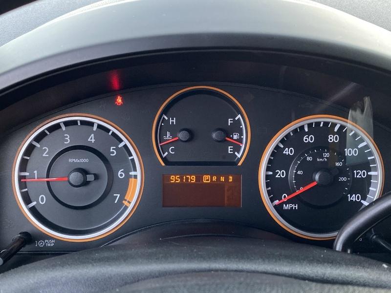 Nissan Titan 2015 price $16,950
