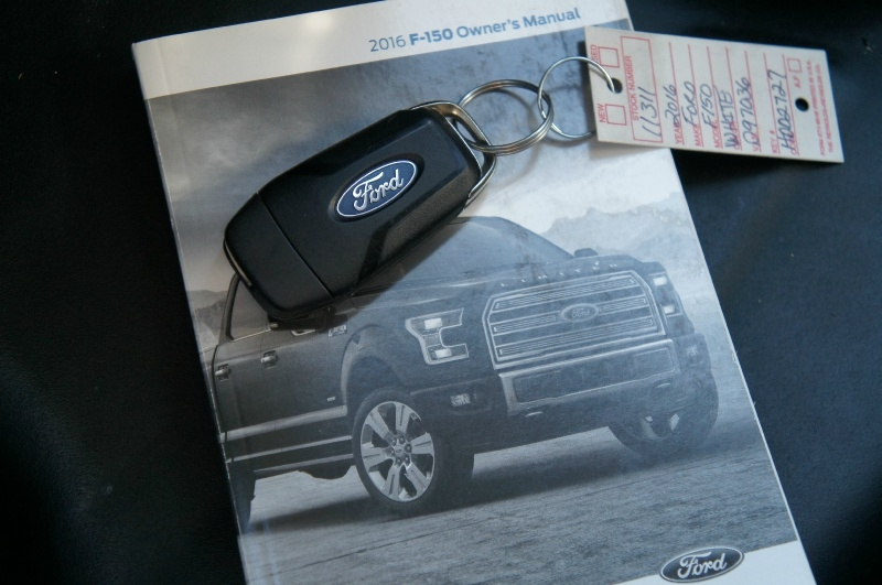 Ford F-150 2016 price $20,750
