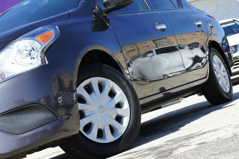 Nissan Versa 2015 price $8,450