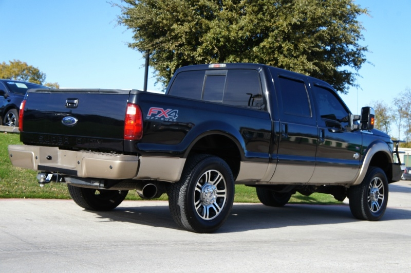 Ford Super Duty F-250 SRW 2012 price $25,900