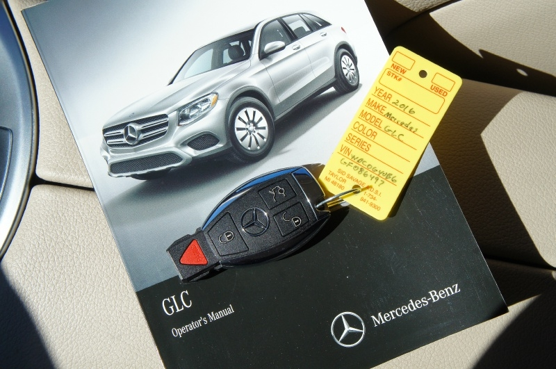 Mercedes-Benz GLC 2016 price $26,900