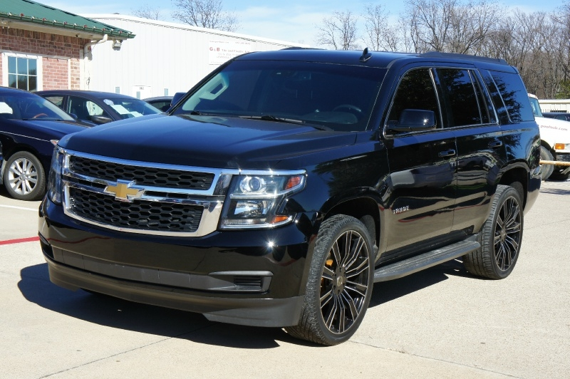 Chevrolet Tahoe 2015 price $27,900