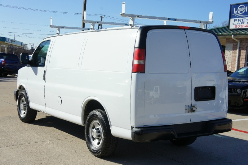 Chevrolet Express Cargo Van 2014 price Call for Price
