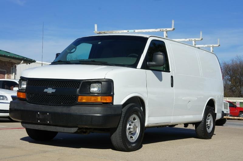 Chevrolet Express Cargo Van 2014 price Call for Price