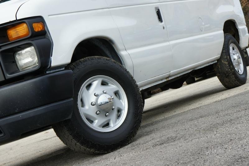 Ford Econoline Cargo Van 2012 price $9,900