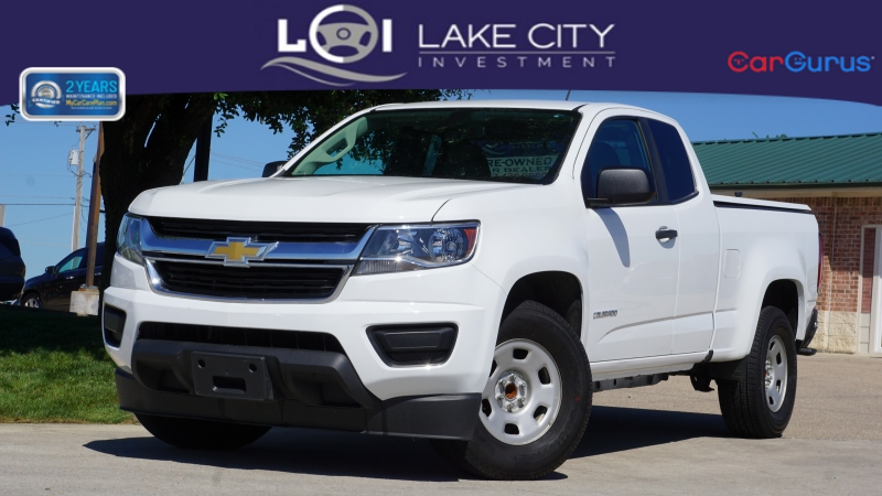 Chevrolet Colorado 2016 price $14,700