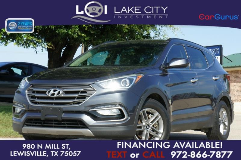 Hyundai Santa Fe Sport 2017 price $14,995