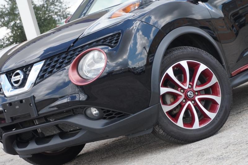Nissan JUKE 2015 price $11,995