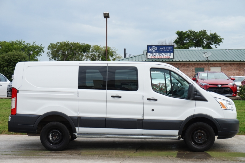 Ford Transit Van 2018 price $21,750