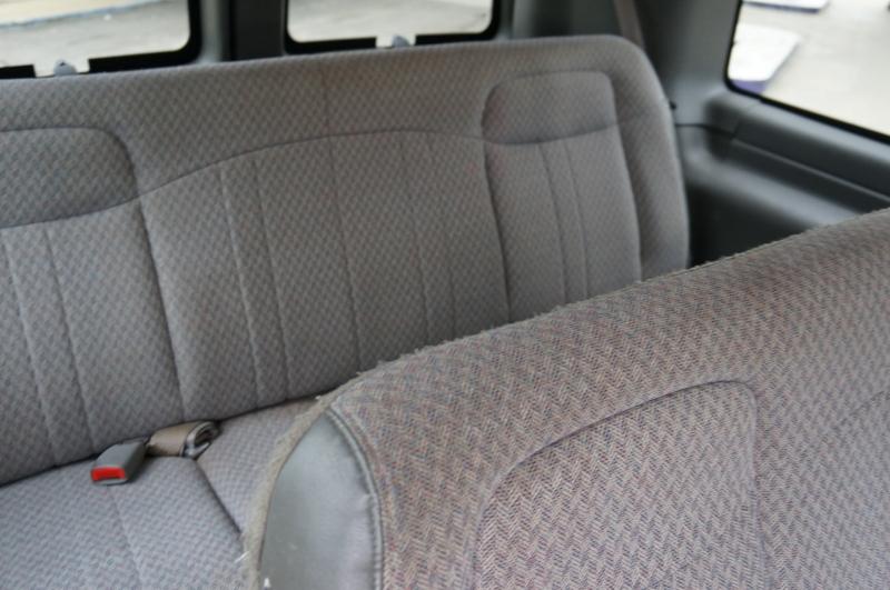 Chevrolet Express Passenger 2007 price $11,750
