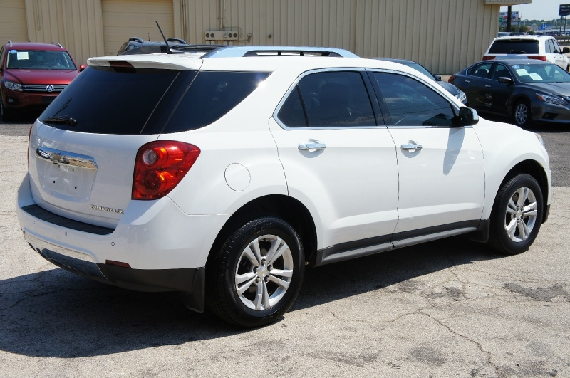 Chevrolet Equinox 2013 price $10,950
