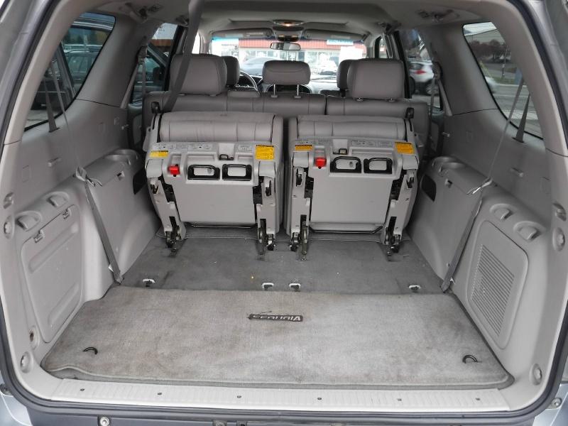 Toyota Sequoia 2005 price $14,999