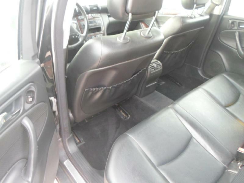 MERCEDES-BENZ C240 2002 price $3,995