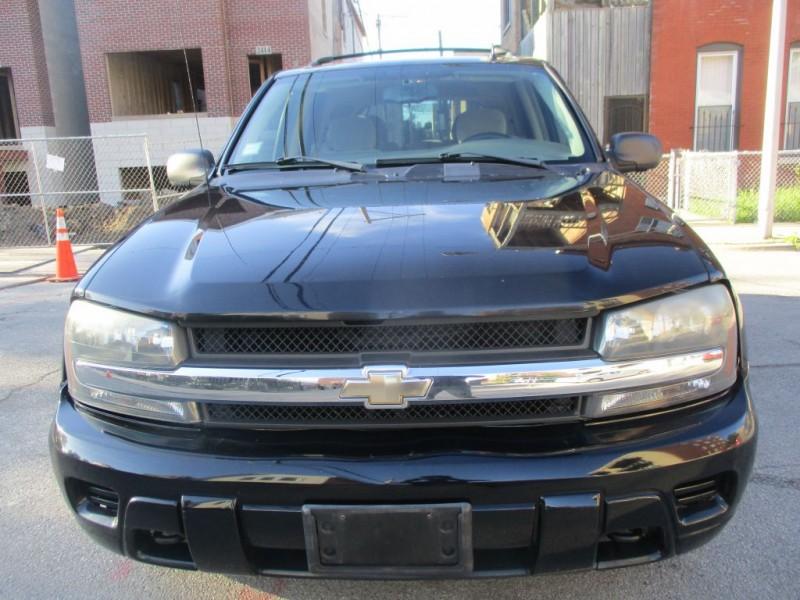 CHEVROLET TRAILBLAZER 2006 price