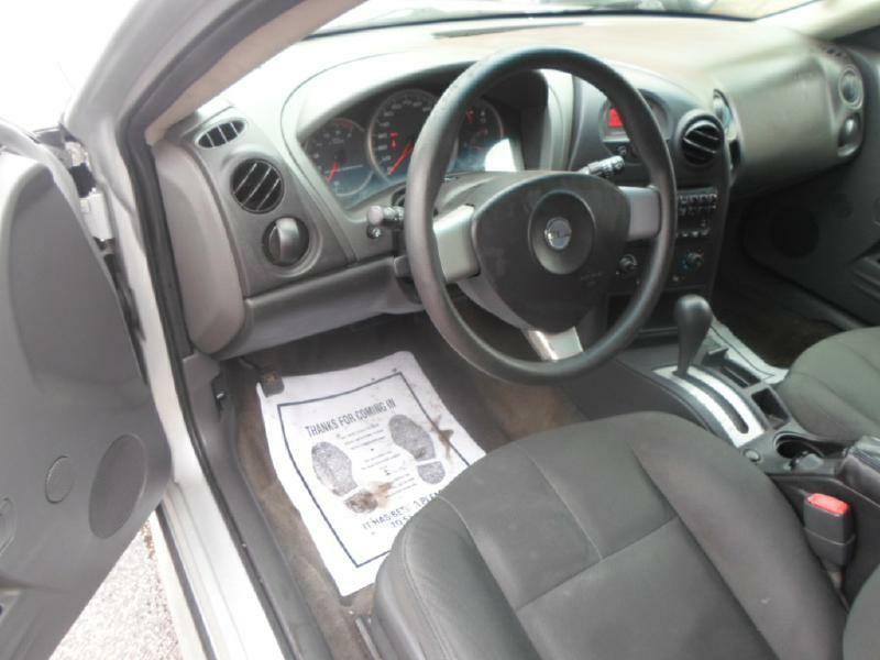 PONTIAC GRAND PRIX 2005 price $2,000