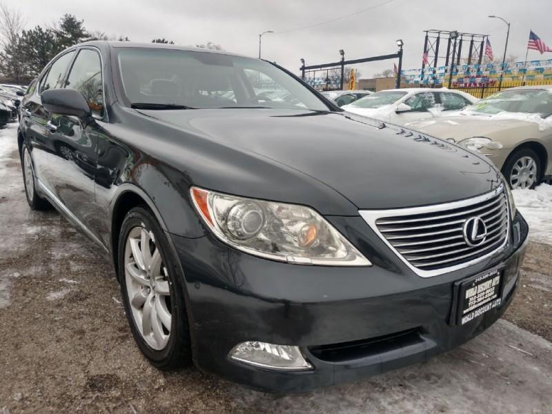 LEXUS LS 460 2008 price $12,900