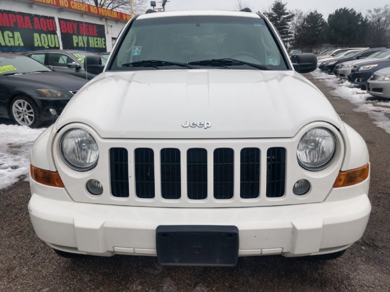 JEEP LIBERTY 2007 price $5,490