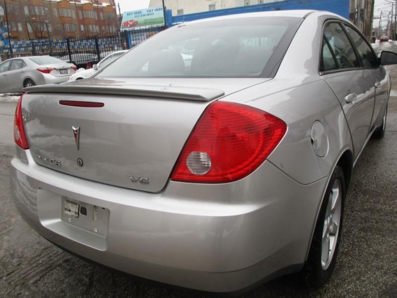 PONTIAC G6 2008 price