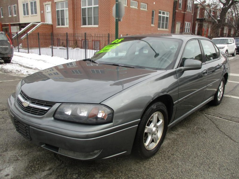 CHEVROLET IMPALA 2005 price Call for Pricing.