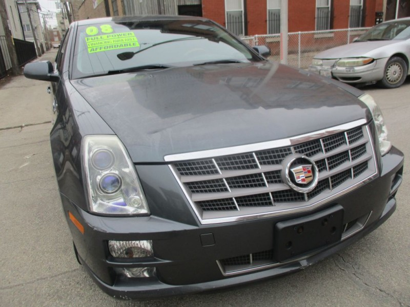 CADILLAC STS 2008 price $4,995