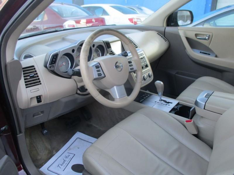 NISSAN MURANO 2006 price $5,495