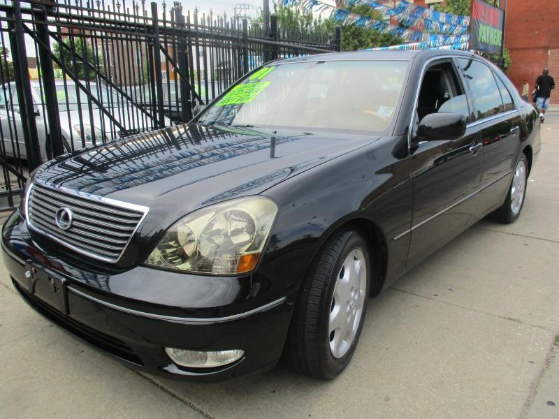 LEXUS LS 430 2001 price $4,995