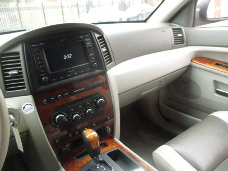 JEEP GRAND CHEROKEE 2007 price