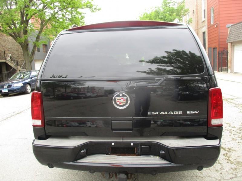 CADILLAC ESCALADE 2003 price $5,500