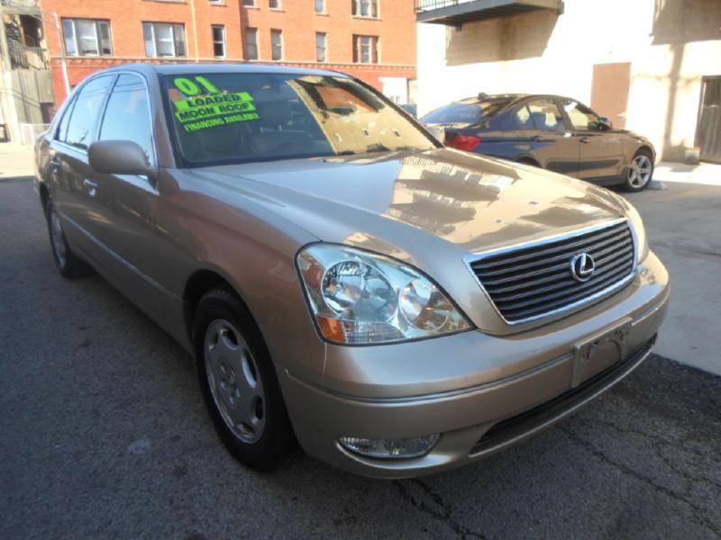 LEXUS LS 430 2001 price $3,995