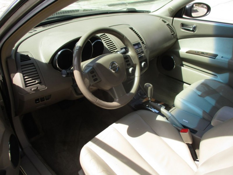 NISSAN ALTIMA 2005 price