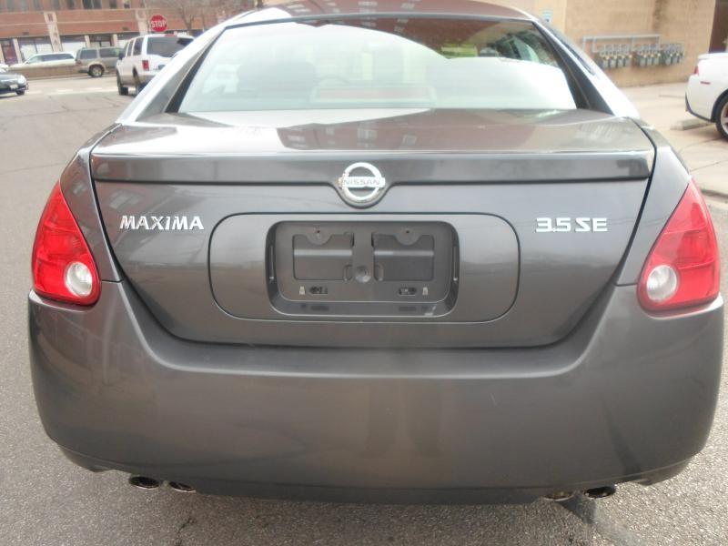 NISSAN MAXIMA 2005 price $4,495