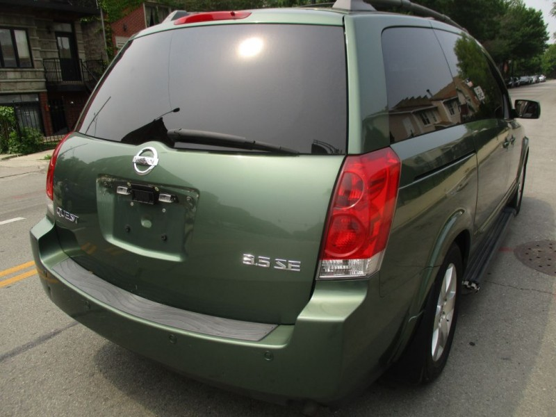 NISSAN QUEST 2004 price $3,500