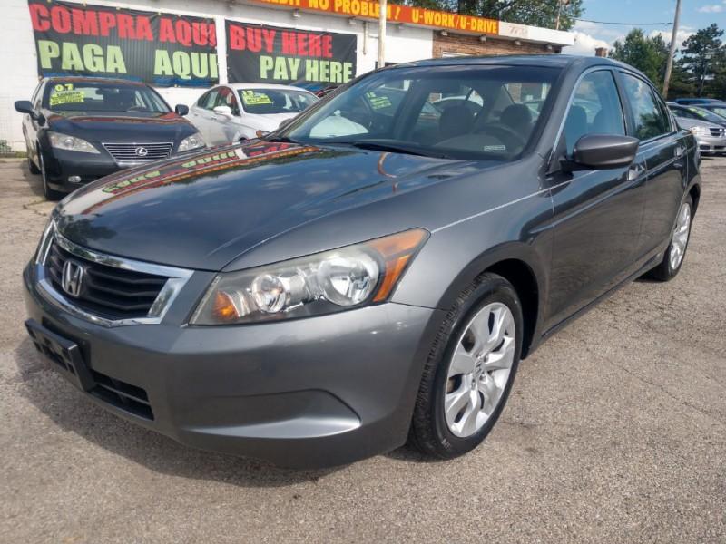 HONDA ACCORD 2008 price $6,495