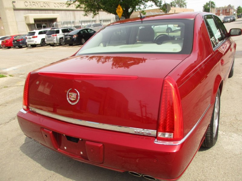 CADILLAC DTS 2008 price Call for Pricing.