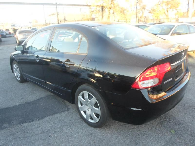 HONDA CIVIC 2011 price $5,995