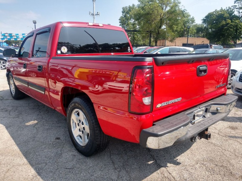 CHEVROLET SILVERADO 1500 2005 price $6,595