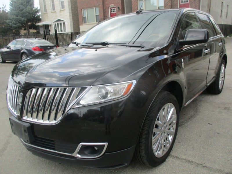 LINCOLN MKX 2011 price $10,900