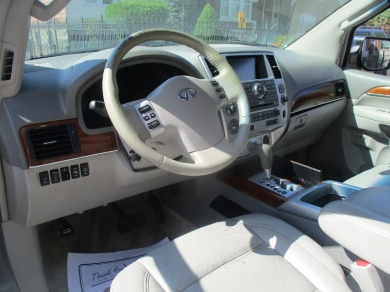 INFINITI QX56 2008 price $10,900