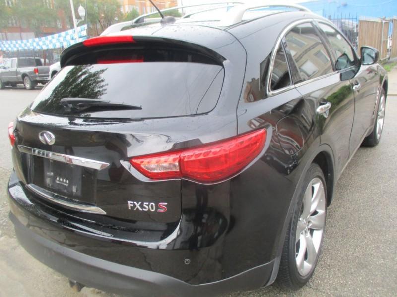 INFINITI FX50 2010 price $9,995