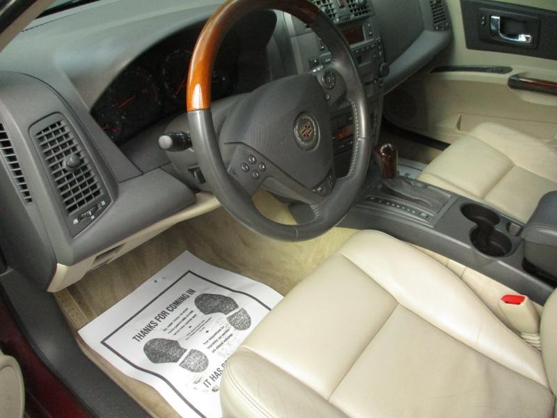 CADILLAC CTS 2003 price $4,495