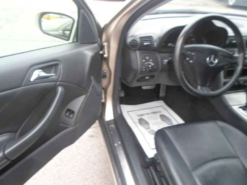 MERCEDES-BENZ C230 2004 price Call for Pricing.