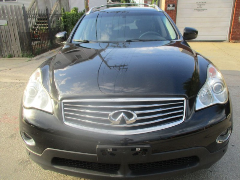 INFINITI EX35 2008 price $7,995