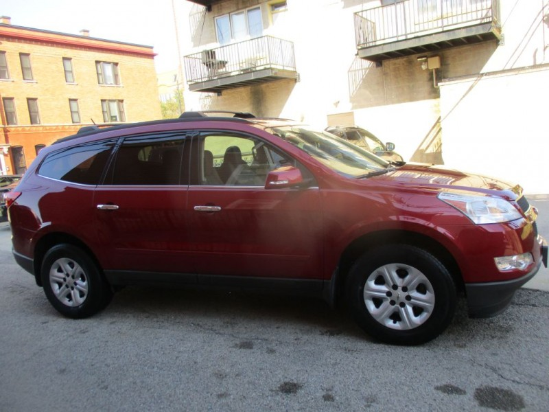 CHEVROLET TRAVERSE 2012 price $7,995