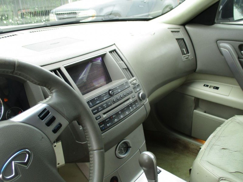 INFINITI FX35 2004 price Call for Pricing.