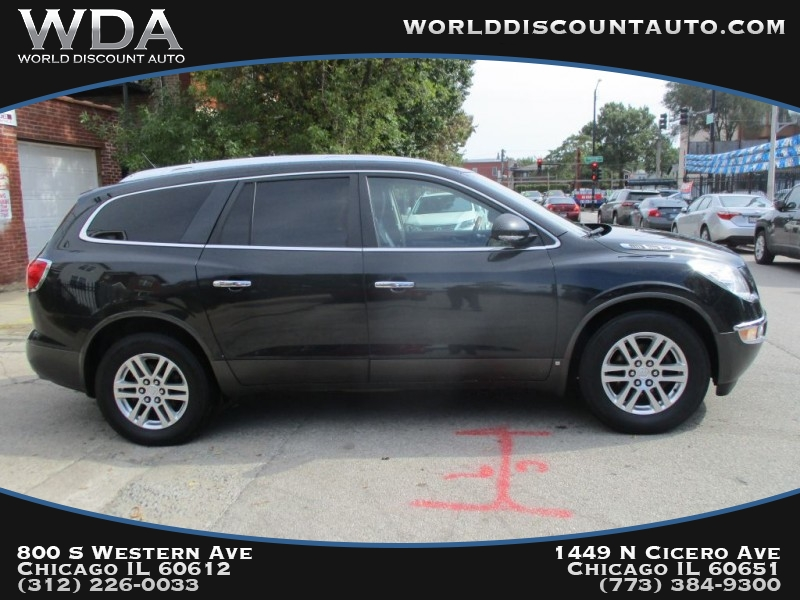 BUICK ENCLAVE 2009 price $9,995