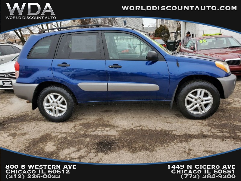 TOYOTA RAV4 2003 price Call for Pricing.